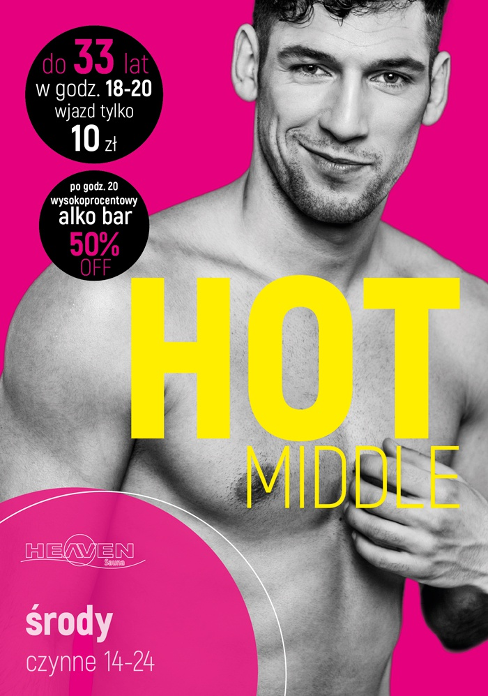 HOT MIDDLE